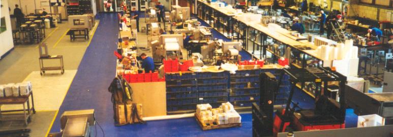 Ecotile Loma manufacturing